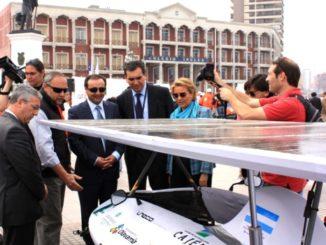 Atacama Solar Challenge 2011, primera carrera de autos solares de latinoamérica