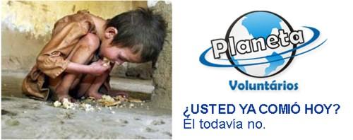 Planeta Voluntarios, el voluntariado del bien, siempre