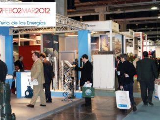 Las Ferias del Medio Ambiente y Energía 2012 se pone en marcha en Valencia