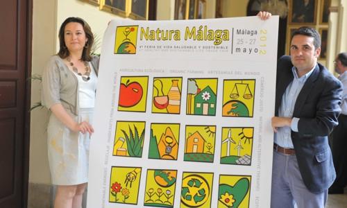 Natura Malaga, la Feria de Vida Saludable y Sostenible se presenta en mayo