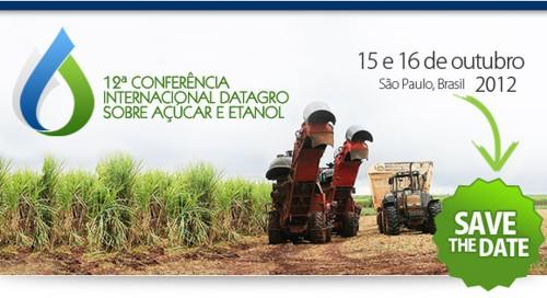 12º Conferencia Internacional Datagro sobre Azúcar y Etanol en Ssan-pablo-brasil