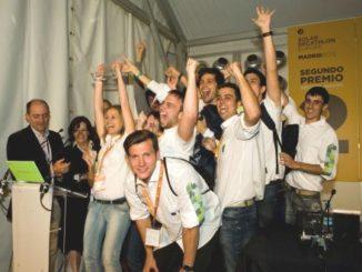 Andalucía Team consigue el primer puesto en la prueba de Eficiencia Energética en SDE2012