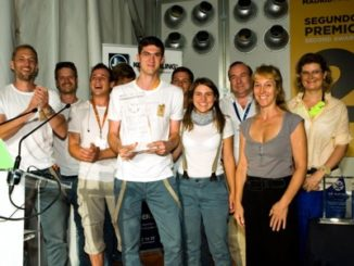 Team Ecolar de Alemania consigue el premio de la prueba de Industrialización y Viabilidad de Mercado en SDE2012