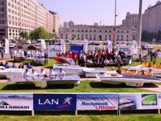 Carrera Solar Atacama presentó a los competidores de la segunda edición de esta carrera de vehículos solares