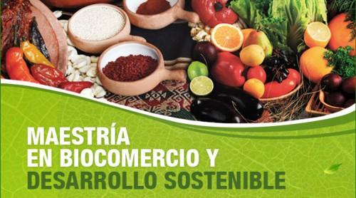 Maestría en Biocomercio y Desarrollo Sostenible (BDS) - PUCP