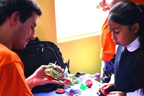 Taller Solar inicia capacitación para niños sobre energía solar