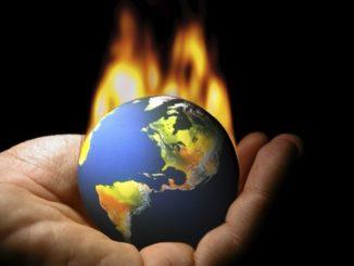 Qué es el cambio climático o calentamiento global