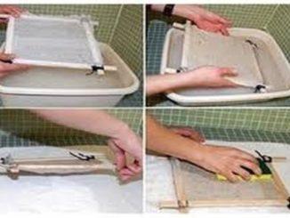 Cómo reciclar papel, técnicas de reciclado