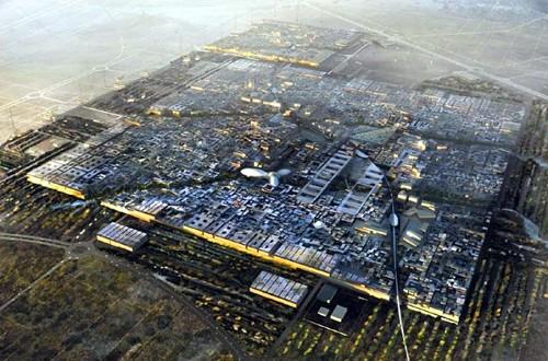 Masdar City, la ciudad sustentable del futuro