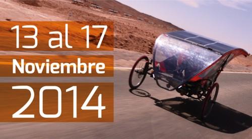Carrera Solar Atacama 2014 en Chile