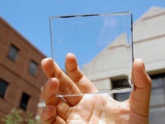 Concentrador solar luminiscente transparente para generar energía con el sol