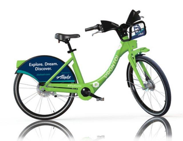 Las bicicletas son similares a una bicicleta fabricada por Arcade Cycles