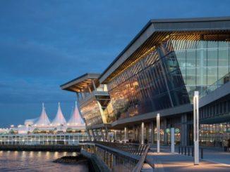 El Centro de Convenciones de Vancouver es un edificio sustentable