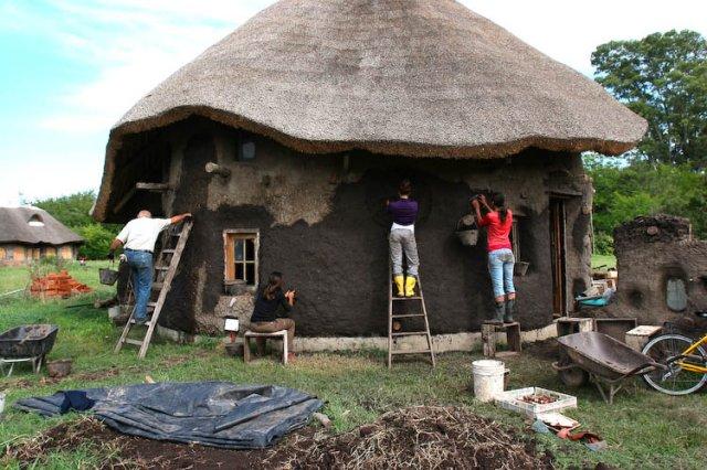 Gaia, el eco-pueblo argentino