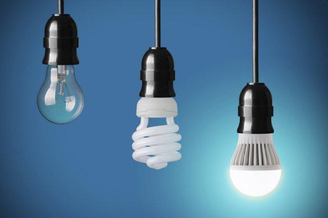 Reemplazar las lámparas tradicionales, por lámparas de bajo consumo.
