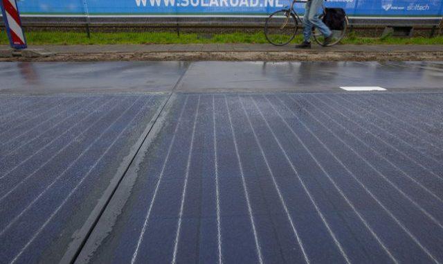 ¿Qué es Solaroad?