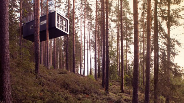 refugios al aire libre para aventureros