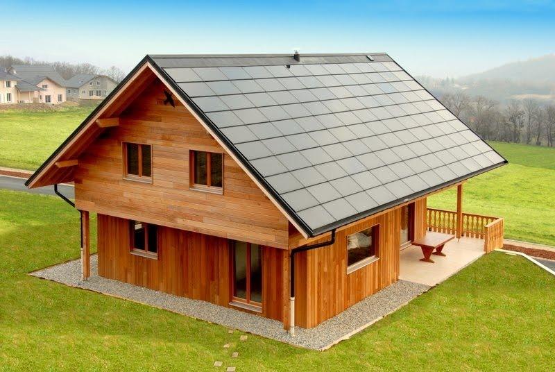 Por qu deber a usar instalar un panel solar en casa - Paneles solares para abastecer una casa ...