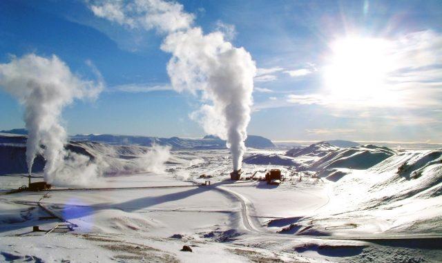 ¿Que es la energía geotérmica?