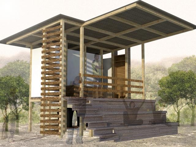 Inodoro Para Baño Seco:Baño Seco: Lo ideal es construirlo a unos metros de la casa