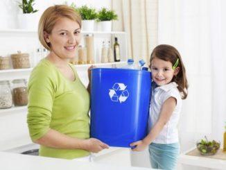 Cómo reciclar materiales en casa