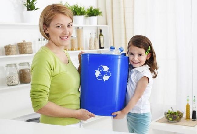 Cómo empezar a reciclar materiales en casa