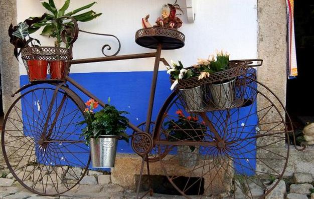 #6 Una bicicleta vieja