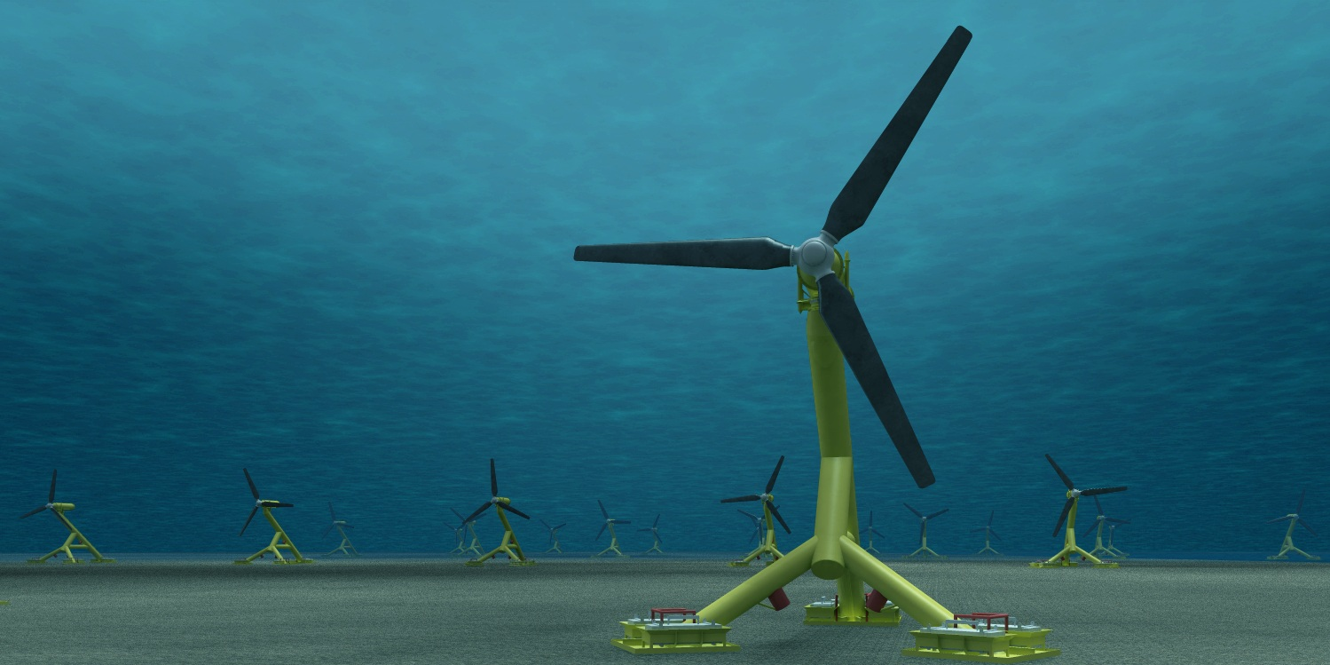 energia renovable energia mareomotriz