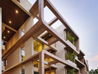 Departamentos ecológicos Sky Villas en India
