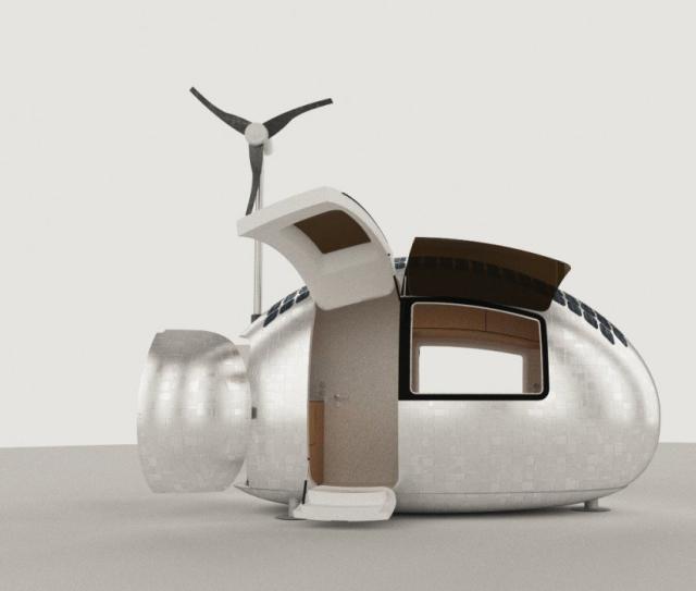 evolución en modelos de casas pequeñas