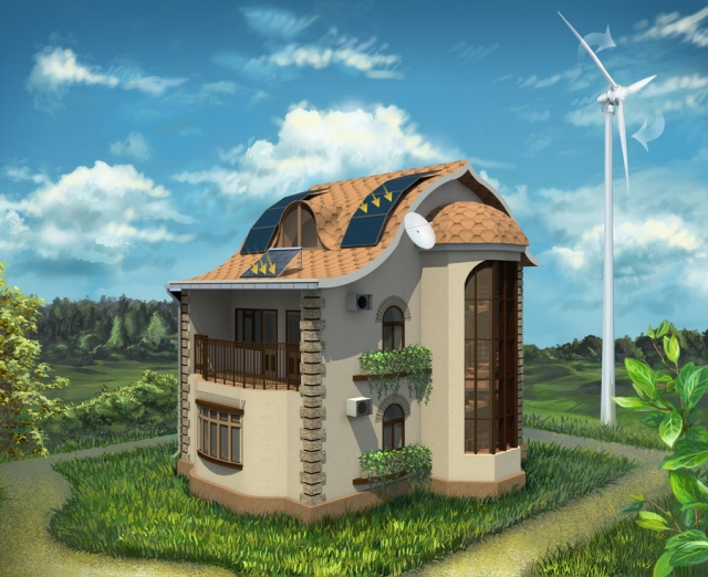 Suyana la primera casa ecol gica y social biodisol - Construccion de casas ecologicas ...