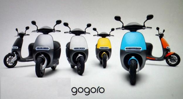 gogoro motocicleta electrica sustentable