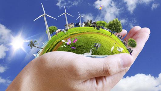 generando energía sin contaminar