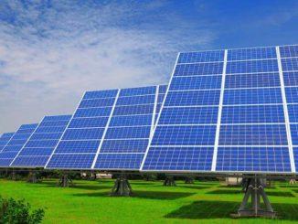Planta Solar - First Reserve