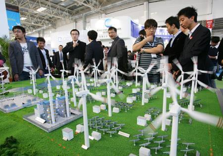 Expo de Energía Eólica