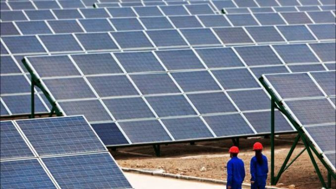 China - Energías renovables