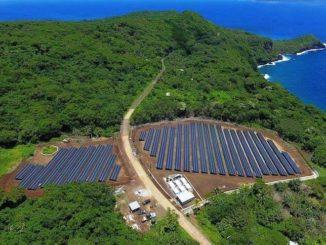 Tesla provee energía solar a toda una isla
