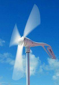 Turbina de eje horizontal