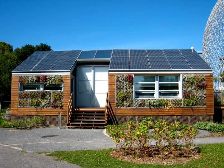 Diseño solar, ideas para el hogar con sistemas fotovoltaicos