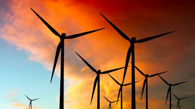 Industria eólica perspectivas