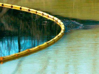 Derrames de petróleo - Métodos de limpieza