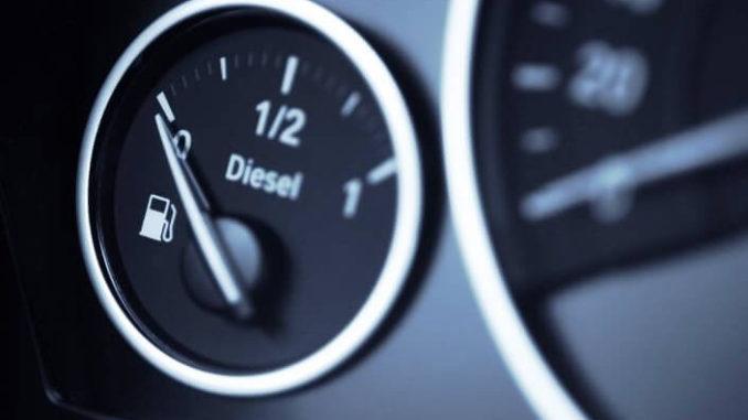 La contaminación de motores diesel