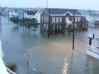 Inundaciones extremas más frecuentes en el futuro debido al cambio climático
