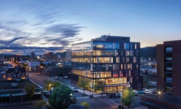 Edificios de Madera - Innovación para combatir el calentamiento global