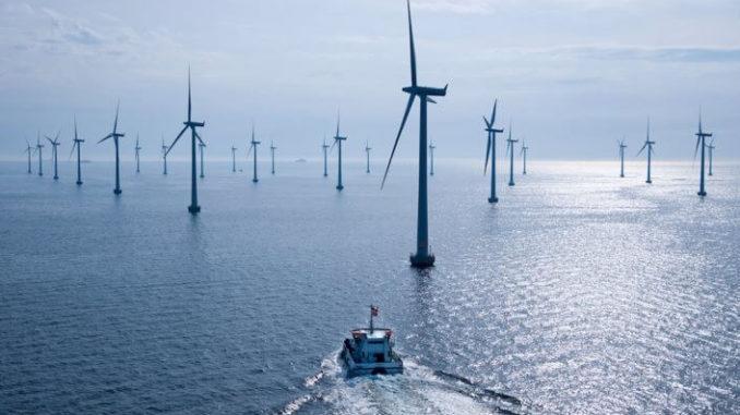Europa y su compromiso para la energía eólica marina