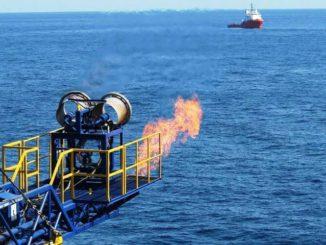 Extracción de hidrato de metano en Japón en 2013