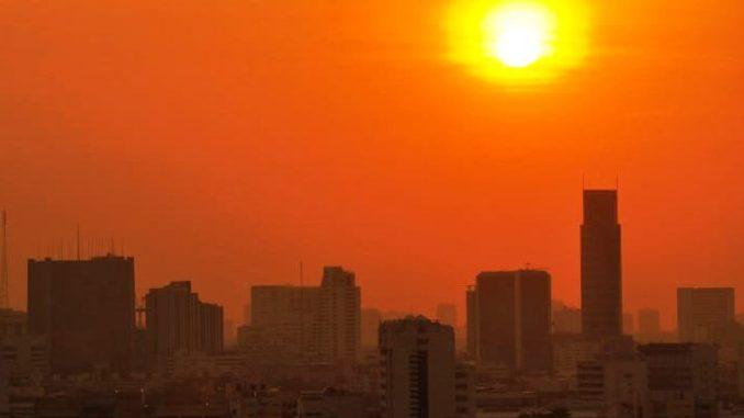 Ciudades más calientes en el próximo siglo