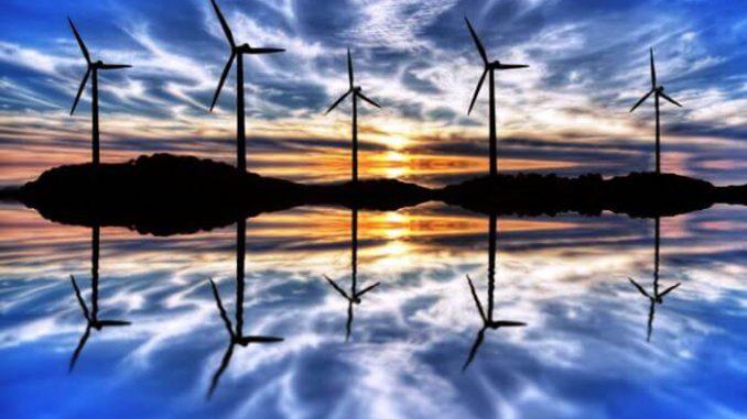 Energía eólica 2017