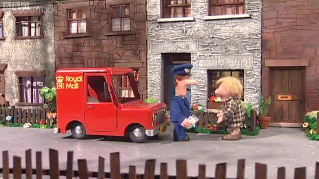 Postman Pat Royal Mail