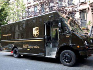 UPS y su evolución hacia vehículos eléctricos